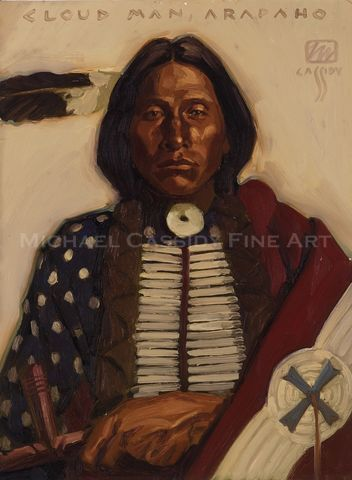 Native American Art by Michael Cassidy | michaelcassidyfineart com
